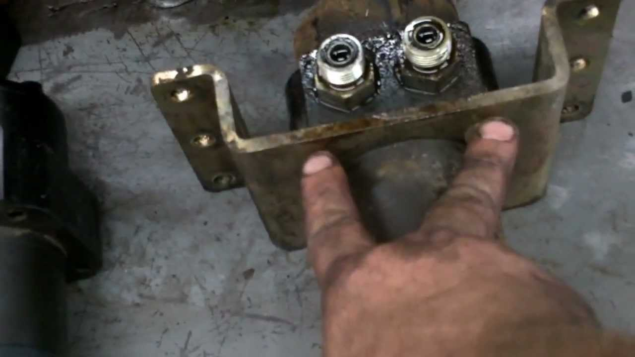 zero turn mower repair how to replace the pumps and wheel motors [ 1280 x 720 Pixel ]
