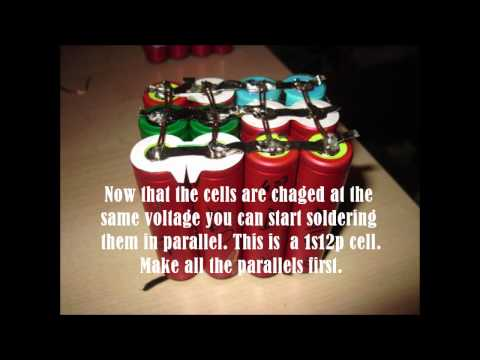 Old Batteries Battery Recondition Hack