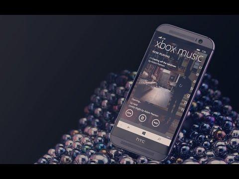 Xbox Music on Windows Phone 8.1 update 1