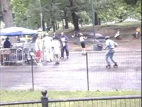 Nasty Nas 2004 Central Park Lock Out !!!!!!!!