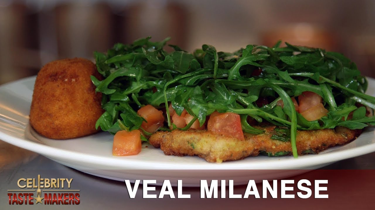 The Italian Piccata Story … | Le Bistrot |Veal Milanese