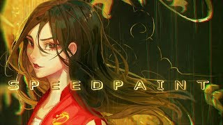 Casual Mulan - Speedpaint by theCecile