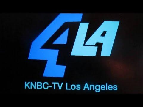 KNBC TV (Channel 4 Los Angeles) 60th Anniversary -  Jan 2009