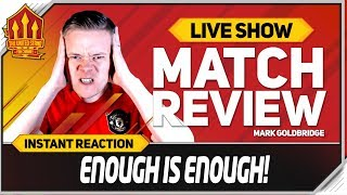 Goldbridge! Newcastle 1-0 Manchester United Match Reaction