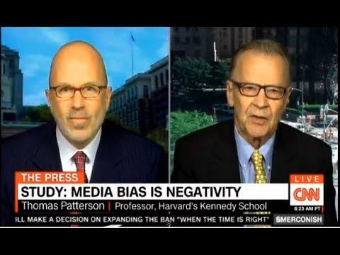 CNN Smerconish 05/27: STUDY: MEDIA BIAS IS NEGATIVITY