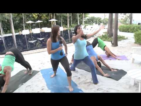 Poses EmPower Yoga Festival takes over Modern Honolulu this weekend