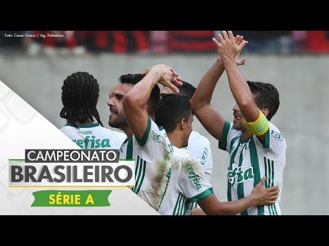 Melhores Momentos - Gols de Sport 0 x 2 Palmeiras - Campeonato Brasileiro (23/07/2017)
