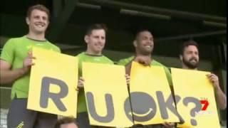 How Australia celebrated R U OK?Day 2016