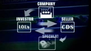 Credit Default Swaps explained clearly in five minutes