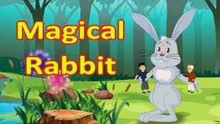 Magical Rabbit   English Cartoon for Children   Moral Stories   Maha Cartoon TV English