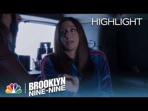 Gina Helps Rosa Go Undercover  Season 5 Ep. 12  BROOKLYN NINENINE