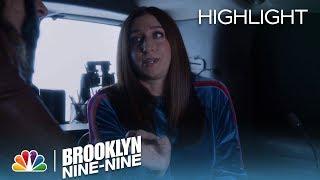 Gina Helps Rosa Go Undercover | Season 5 Ep. 12 | BROOKLYN NINE-NINE