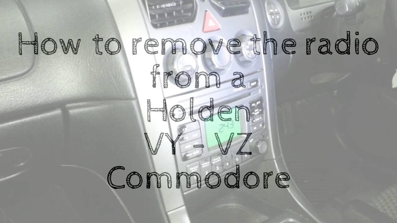 Remove Radio From Holden Captiva – Fondos de Pantalla