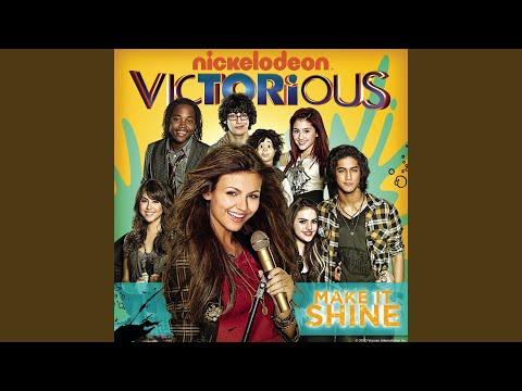 Make It Shine Victorious Theme