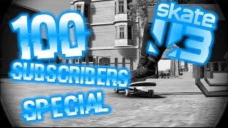 Skate 3 100 Subscribers Special (Park Promo + Download)