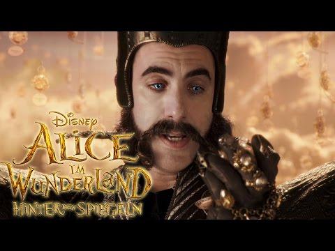 ALICE IM WUNDERLAND: Hinter den Spiegeln - 2. Offizieller Trailer - Disney HD