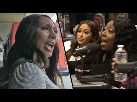 Update! Towanda Accuses Loni Love Of LYING On Her! She Did NOT Give Her A 'Heads Up'