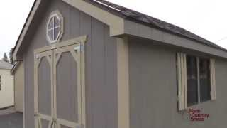 Garden Sheds | Cape Cod Style | Storage Shed | Ottawa | Belleville