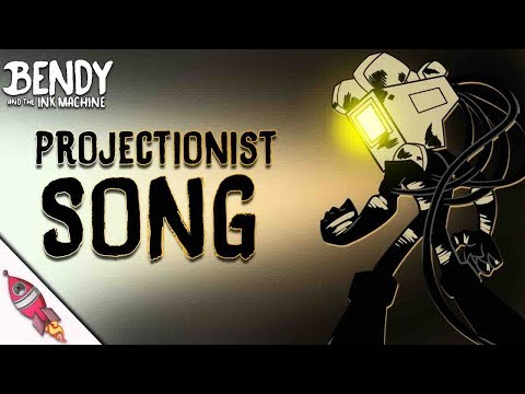 The Projectionist Song | Bendy and the Ink Machine | Rockit Gaming