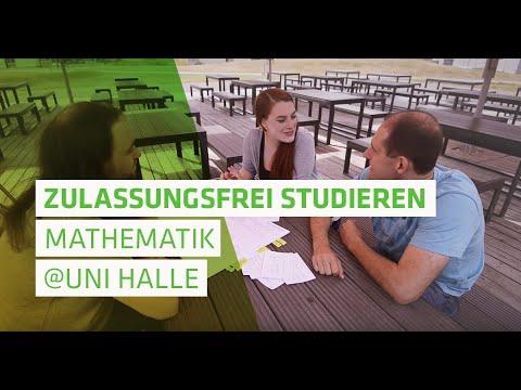 Uni Halle: NC ist hier kein Problem – Mathe studieren