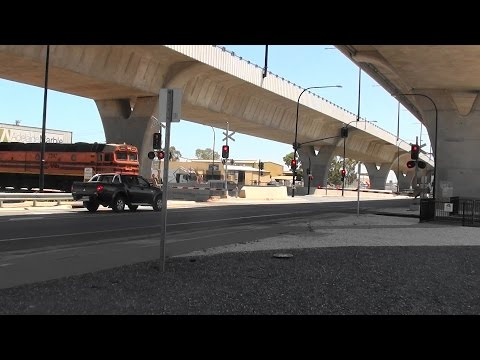 T2T South Rd Torrens Rd Northern Connector Superway Rail Crossing Greater Adelaide Video Nov 2016