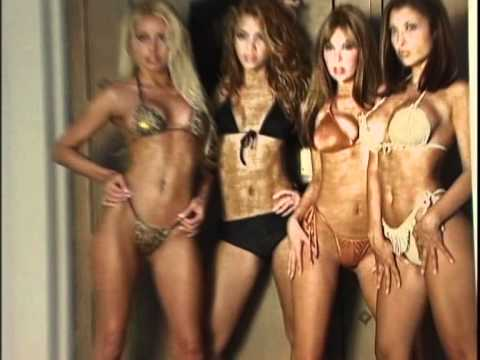 4 Bikinis Come Togethersexy Pron Stars