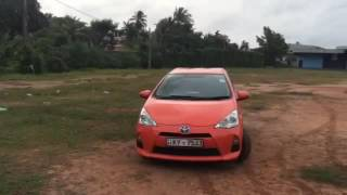 Toyota Aqua Drift Srilanka