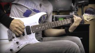 E minor sad ballad guitar solo improvisation - Neo