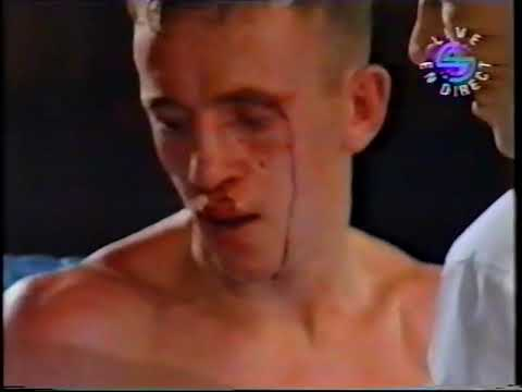 Neil Johnston x3 Professional Boxing Fights