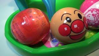 【ガチャ】アンパンマンくっつくんです67あかちゃんまん・Anpanman Magnetic toy Babyman【Gacha】