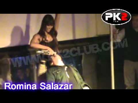 romina salazar pk2 club discotheque www pk2club