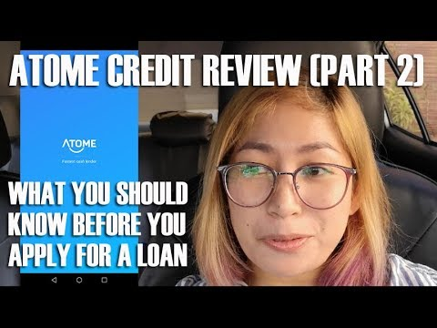 Atome Credit Loan Honest Review Part 2: Must Watch Before Applying