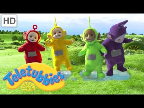 Teletubbies: Puddles (New Series 2016 - Episode 9 Teaser)