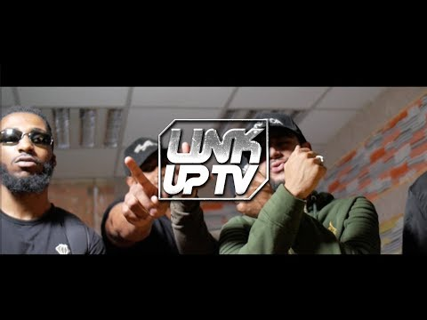 Ard Adz, RM, Blittz - 3 Amigos | @ArdAdz @RM_Fith @Boasy_Blittz | Link Up TV