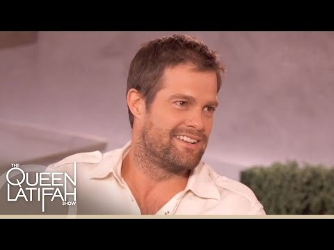 Geoff Stults on Training at a Real Army Boot Camp on The Queen Latifah