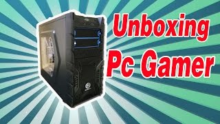 UNBOXING PC GAMER, GTA V PC E AGRADECIMENTOS!!