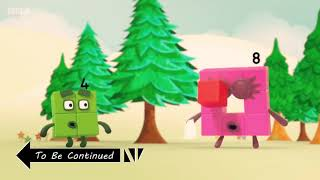To be continued compilation (numberblocks edition) (MOST VIEWED VIDEO)