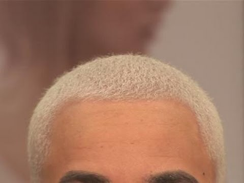 How To Make Your Hair Platinum Blonde Youtube