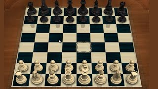 Chess Titans best Computer Game Level 1 Full game