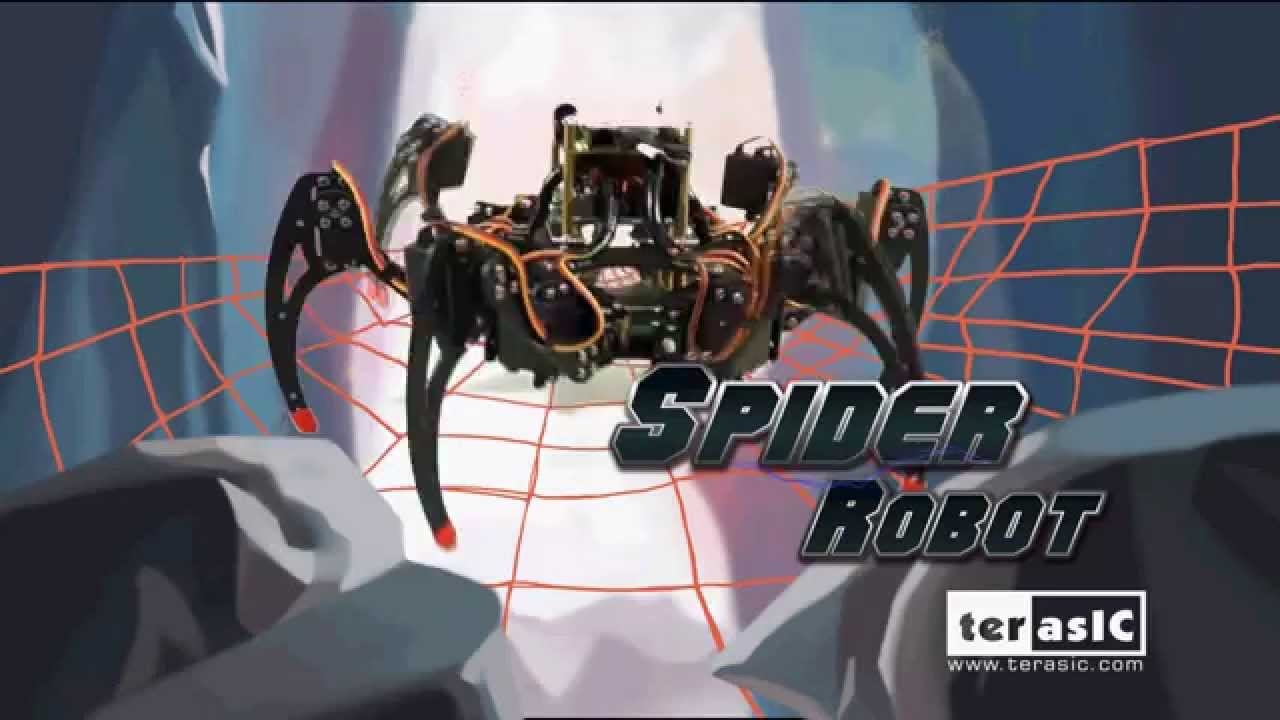 Terasic Spider Robot