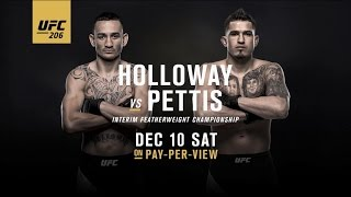 UFC 206: Extended Preview