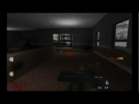 Nazi Zombies Portable ep.1 (PSP, MAC and PC free game! download)