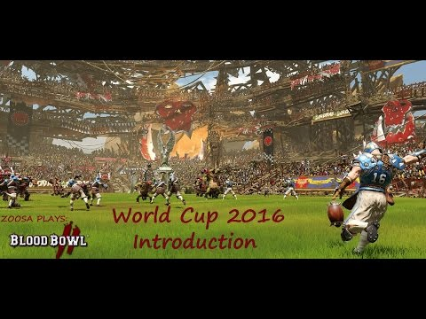 BB2 2016 World Cup - Introduction, plans and league team presentation