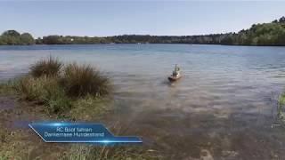 2018 05 06 RC Boot fahren Dankernsee Hundestrand