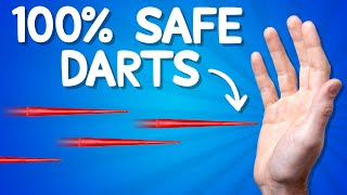 What Makes These Darts Harmless to Shoo...