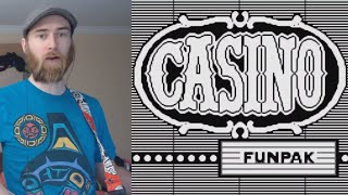 Video Game Gambler - Casino Funpak