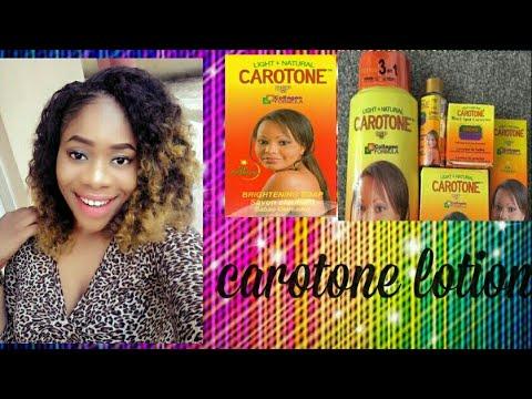 Carotone brightening cream products good or bad?