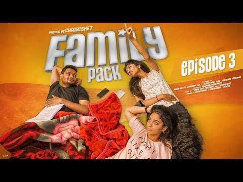 Family Pack | Episode 3 | Coffee Cinnamon Pancakes | ChaiBisket Food thumbnail