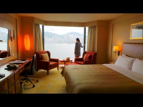 Hotel Tour: Kowloon Shangri la HONG KONG