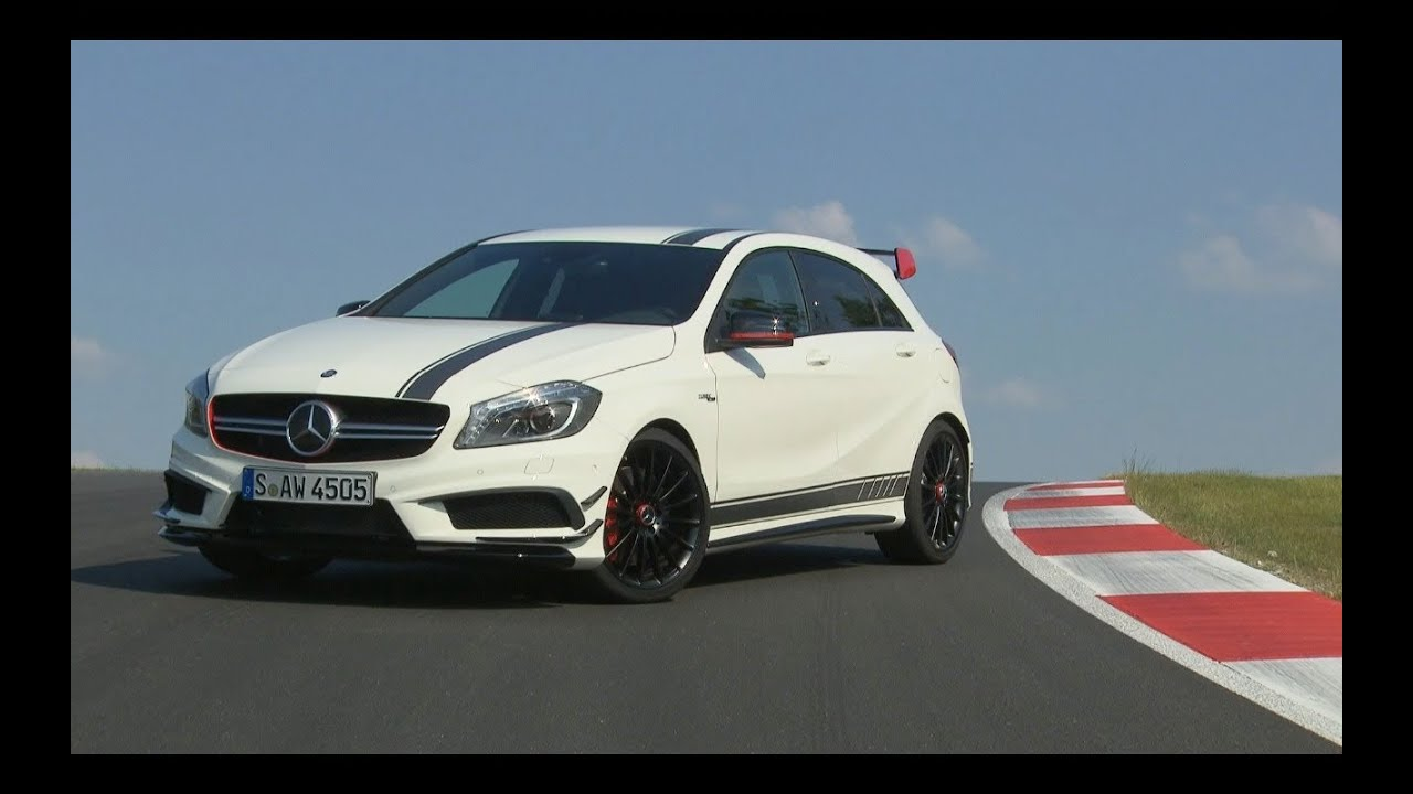 Eng Mercedes Benz A 45 Amg And Cla 45 Amg Test Drive And Review